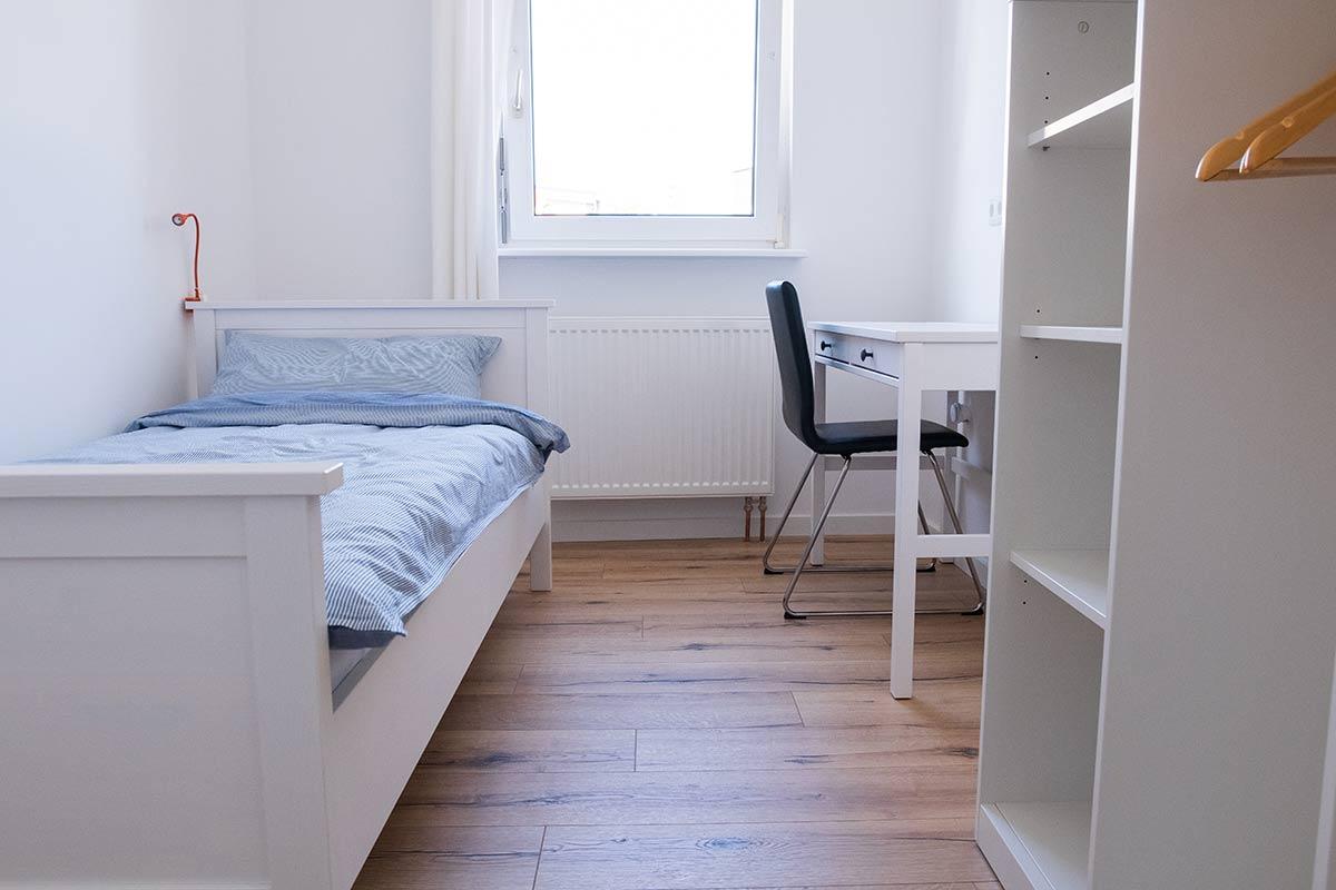 Unser Gästehaus - Wohnzimmer